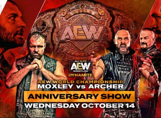 Jon Moxley Vs. Lance Archer Set For AEW: Dynamite Anniversary Show