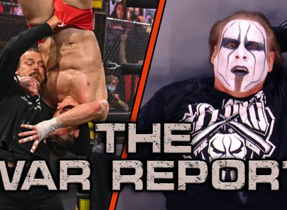 The War Report - February 17 2021: NXT back on form after Vengeance Day