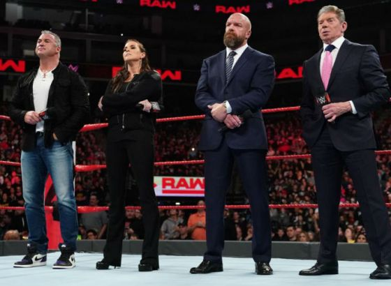 WWE Executive Salaries Revealed In Annual Proxy Statement