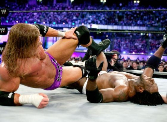 Booker T: WWE WrestleMania 19 And Triple H Was Never Part Of My A&E Biography