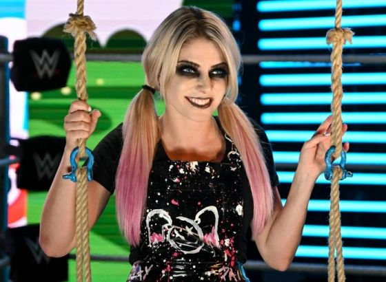 Liv Morgan Loves What 'Inspirational' Alexa Bliss Is Bringing To WWE
