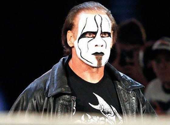 All Sting Merchandise Pulled From WWE Shop