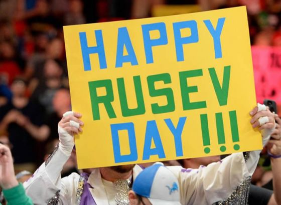 "Vince McMahon Told Rusev WWE's Fans Were Mocking Him With ""Rusev Day"" Chants"