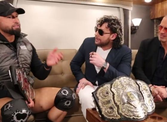 Kenny Omega Reunites With Karl Anderson At Impact Final Resolution