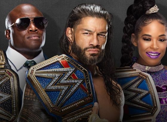 Roman Reigns, Bobby Lashley & Drew McIntyre Among Names Advertised For WWE's Live Supershows