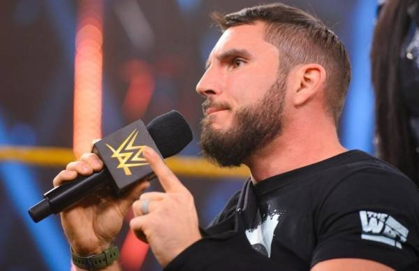 Johnny Gargano: A Heel Turn Was Exactly What My WWE Character Needed