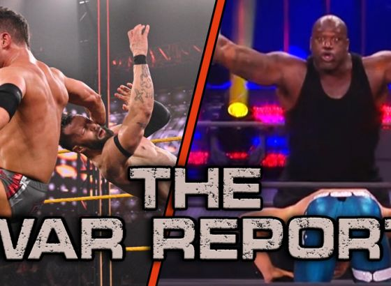 The War Report - March 03, 2021: SHAQUILLE O'NEAL