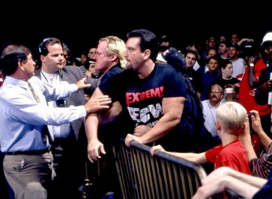 JBL: There Was Almost A Riot When ECW Invaded WWE In 1996