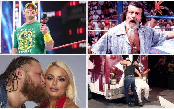 John Cena's Peacemaker Penis & Enzo Amore On The Moon: Ten Things You May Have Missed In Wrestling This Week
