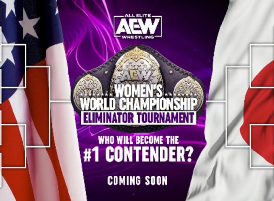 AEW Announces Women's World Championship Eliminator Tournament
