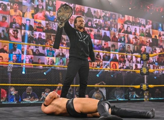 Adam Cole 'Would Love The Chance' To Wrestle Edge In WWE