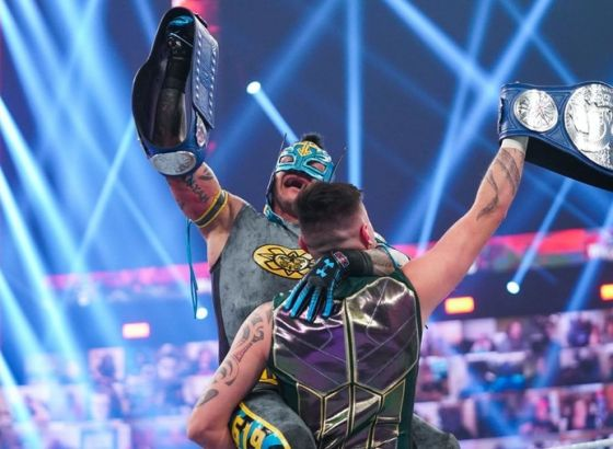 """Rey Mysterio On Losing The WWE SmackDown Tag Team Title: """"I Did Not Mind One Bit"""""""
