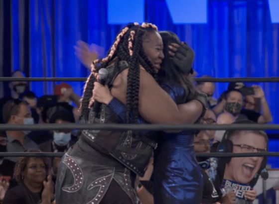 Gail Kim Didn't Know Awesome Kong Was Retiring At NWA Empowerrr