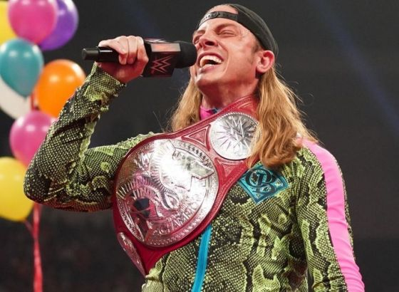 Riddle Hoping To Earn A Hug From Vince McMahon