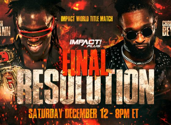 IMPACT World Title Match Set For Final Resolution 2020