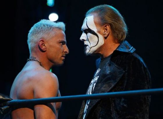 Darby Allin Training At Sting's Home Ahead of AEW Double Or Nothing 2021