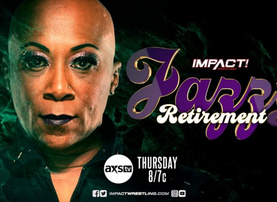 Jazz Retirement Ceremony Announced For IMPACT Wrestling