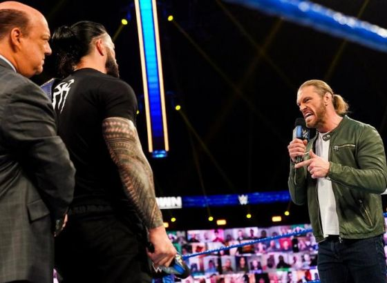Booker T Comments On Roman Reigns Vs. Edge In WWE WrestleMania 37 Main Event