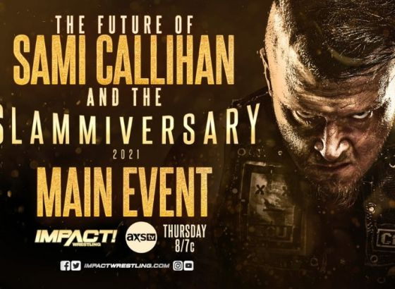 Sami Callihan's Future To Be Decided On IMPACT Wrestling