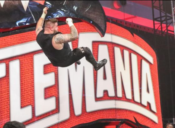 Report: Why Kevin Owens Didn't Jump Off The Pirate Ship At WWE WrestleMania 37 Revealed