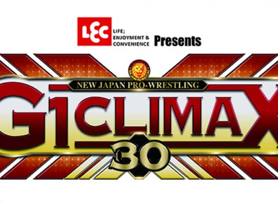 NJPW Announces G1 Climax 30 Cards