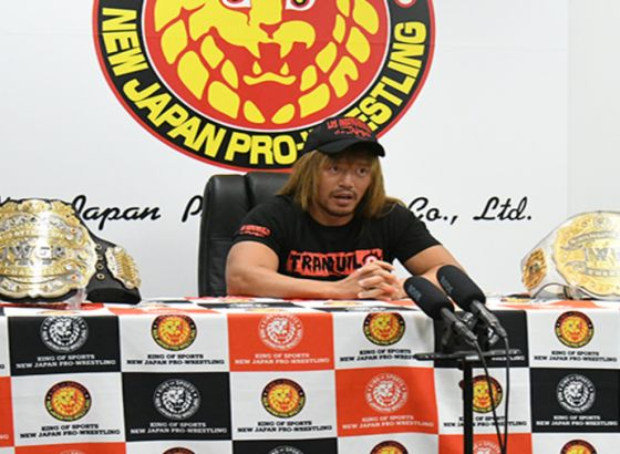 Tetsuya Naito Challenges Kota Ibushi For First Night Of Wrestle Kingdom 15