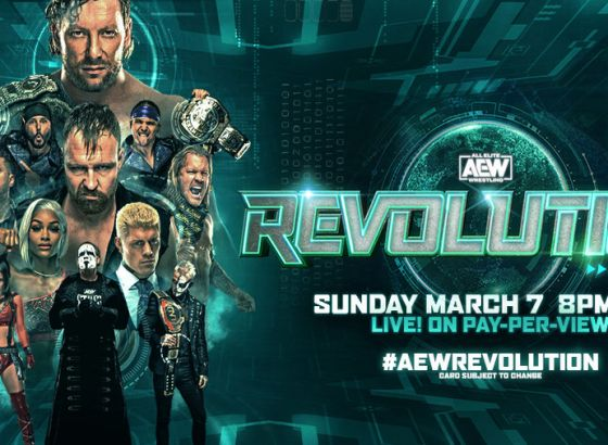 Updated AEW Revolution 2021 Card