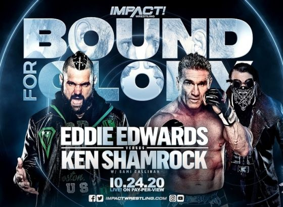 IMPACT Wrestling Bound For Glory 2020 Card Continues To Take Shape