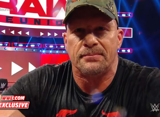 Steve Austin Reveals The Dream Matches He Wanted In WWE
