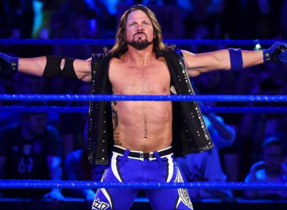 AJ Styles Details Saudi Arabia Experience, Plane Issues Following WWE Crown Jewel