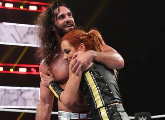 Seth Rollins Comments On Becky Lynch's WWE Return