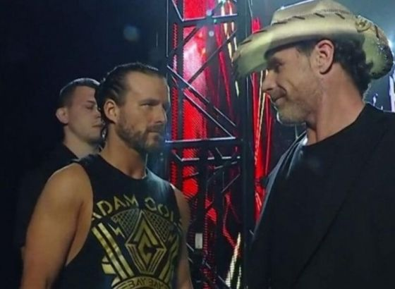 Triple H Shoots Down Adam Cole Vs. Shawn Michaels WWE Dream Match Speculation