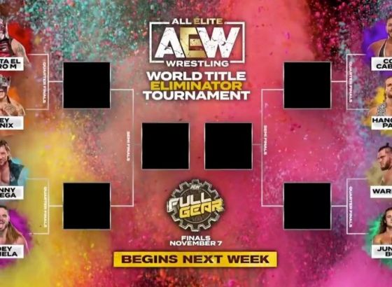 Report: Changes Made To The AEW World Title Eliminator Tournament