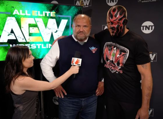 AEW's Arn Anderson Reveals He Had COVID-19