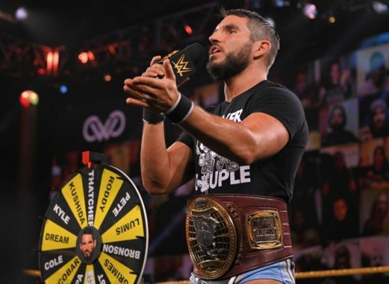 New North American Champion Crowned On WWE NXT