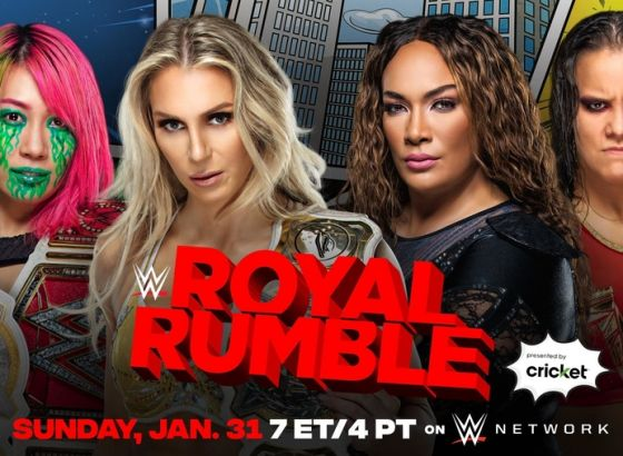 Women's Tag Team Title Match Set For WWE Royal Rumble 2021