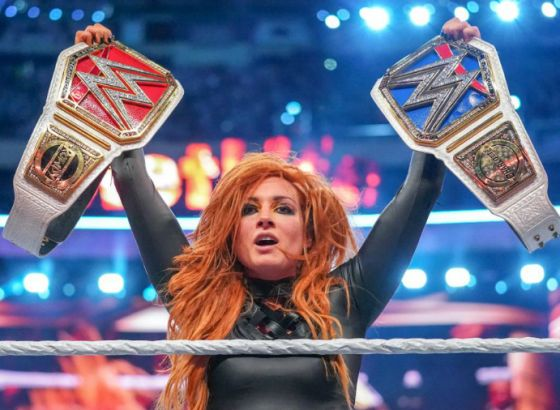 WWE Applies For Becky Lynch-Related Trademark