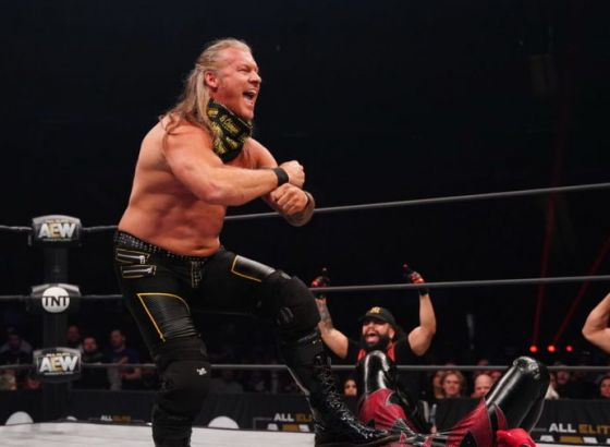 """Chris Jericho: AEW """"Doesn't See WWE As Competition"""""""