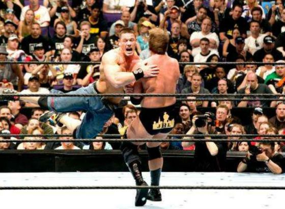 John Cena Details Lesson From John Layfield At WWE WrestleMania 21