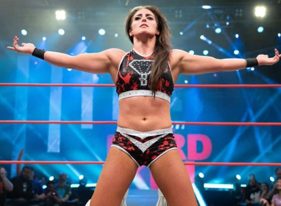 Report: Tessa Blanchard's First Match Since IMPACT Wrestling Release Revealed