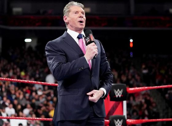 "Report: WWE's Vince McMahon Thinks The Coronavirus Pandemic Is ""An Annoyance"""