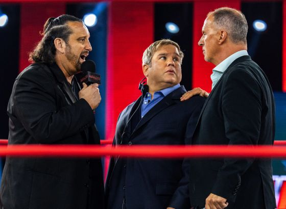 Don Callis 'Fired' From Executive Vice-President Position On IMPACT Wrestling