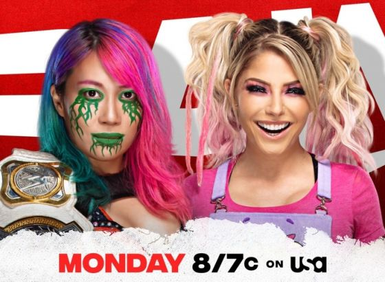 Women's Title Match Set For WWE Raw