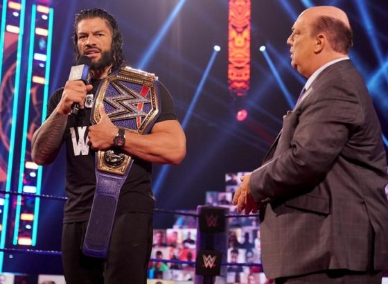 Report: Roman Reigns' Next WWE Rival Revealed