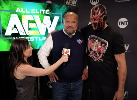 Arn Anderson Teases 'Life-Changing' Opportunity Coming For Unnamed AEW Star
