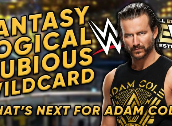 Fantasy, Logical, Dubious, Wildcard: What Next For WWE NXT's Adam Cole?