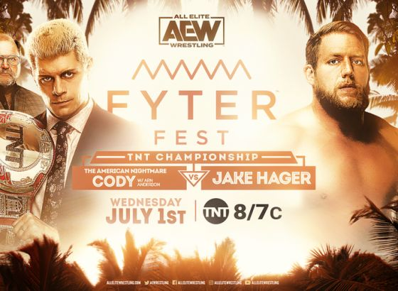 AEW Fyter Fest 2020 Night 1 Live Results