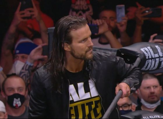 AEW's Adam Cole Personally Hadn't Heard About WWE Main Roster Manager Plans