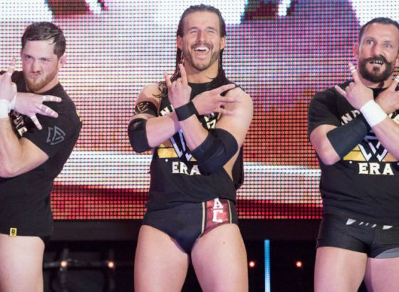 Adam Cole Had No Plans Of Doing His 'Bay-Bay' Catchphrase On WWE NXT Debut