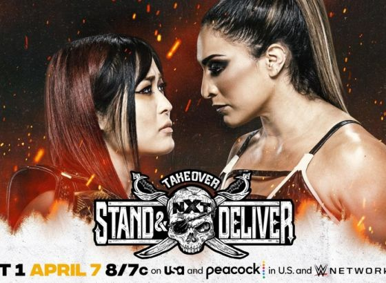WWE NXT TakeOver: Stand & Deliver Night One - As It Happened